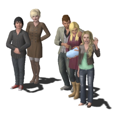 The Springston-Summers Family by Jenn951 - The Exchange