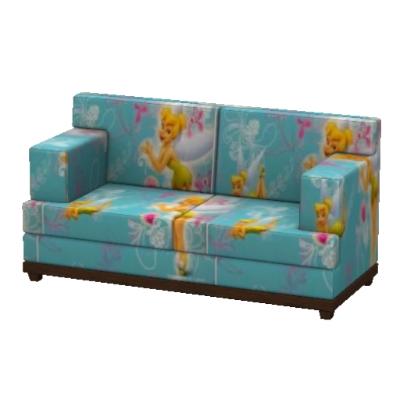 Tinkerbell Sofa By Minkalein