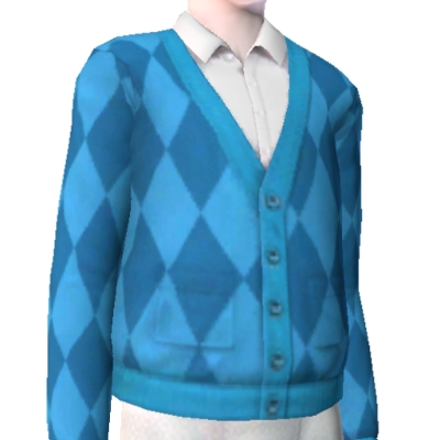 aquaberry sweater by pokefan25...