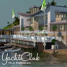 Isla Paradiso Yacht Club By Moonstruck1 The Exchange Community