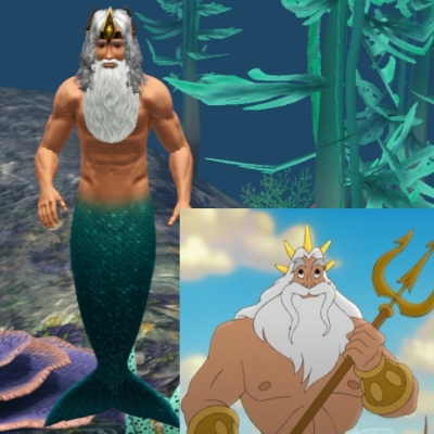 how to become a mermaid on the sims 3