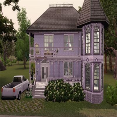 Sims  Living Room Original