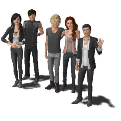 TMI Shadowhunters by crazymonkeyq - The Exchange - Community - The ...
