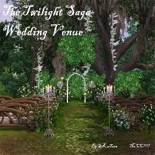 Twilight Wedding Venue by S3kaTana - The Exchange