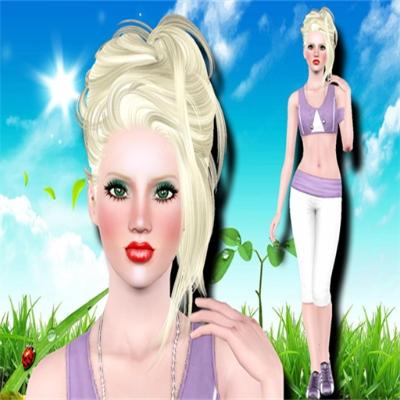 April Summers Atheletic_original