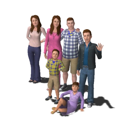 sims 4 how to add a strayinto your family