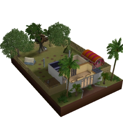 Woohoo Brothel by Sweet2 - The Exchange - Community - The Sims 3