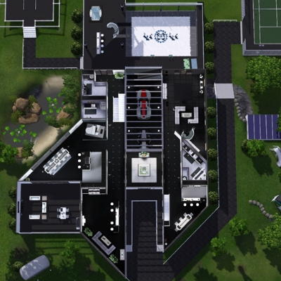 Bridgeport Hills Celebrity Mansion by c0oolll - The Exchange
